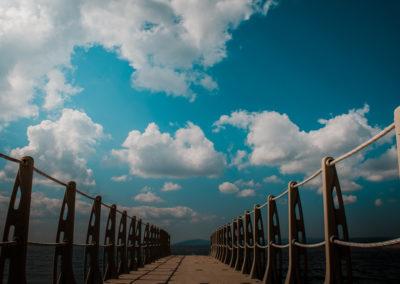 Köprüler kurmak maviye...
