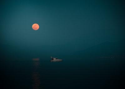 Gece mavi