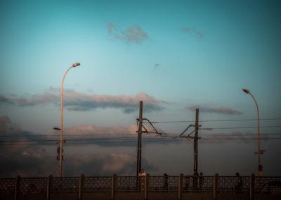 Yalnızlıktır mavi
