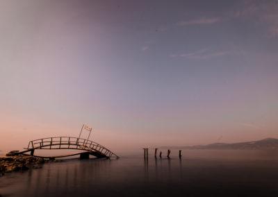 Köprüler yıkılır maviden